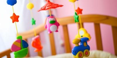 Gitterbetten, Wiegen, Babymatratzen