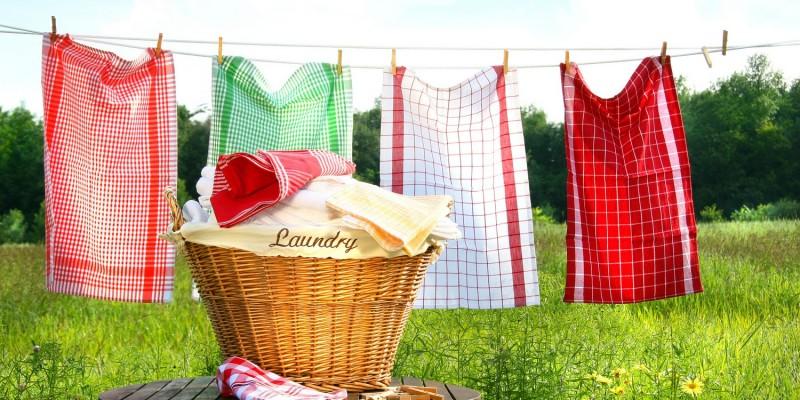 Kinderkleidung waschen