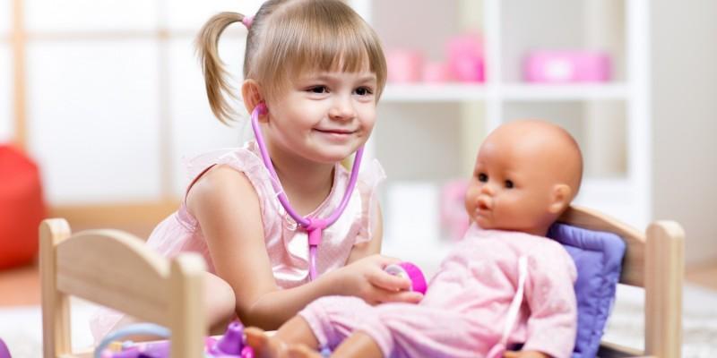 Tolles Kinderzimmer für Kleine
