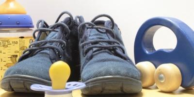 Orientierungshilfe für Kinderschuhe und -kleidung